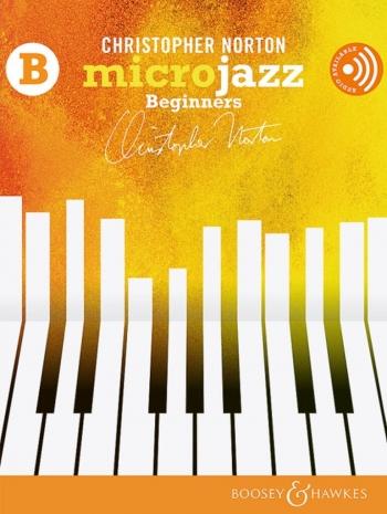 Microjazz For Beginners (Level 2): Piano: Book & Cd  (norton)