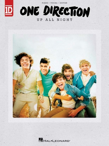 One Direction: Up All Night: Piano Vocal Guitar