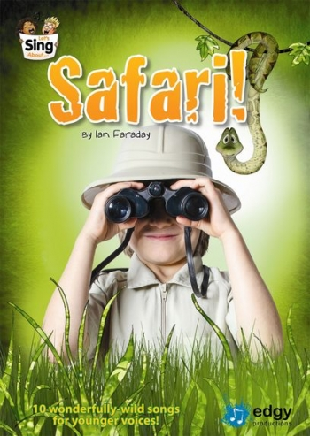 Let's Sing About Safari: Songbook Vocal & Piano