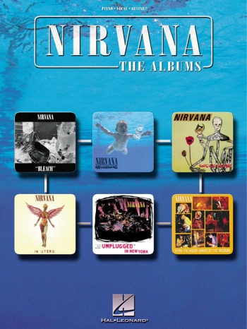 Nirvana: The Albums: Piano Vocal Guitar