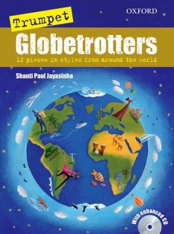 Trumpet Globetrotters: Book & Cd