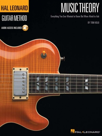 Hal Leonard Guitar Method Book 1: Music Theory