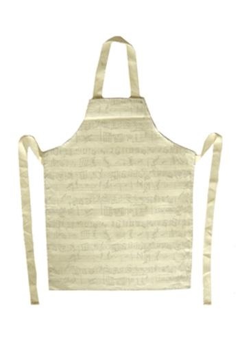 Apron Manuscript (Beige)