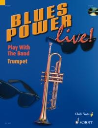 Blues Power Live: Play With A Band: Trumpet