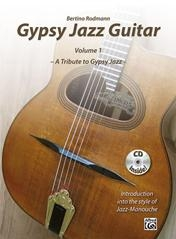 Gypsy Jazz Guitar: Vol1: Tutor: Bk&cd