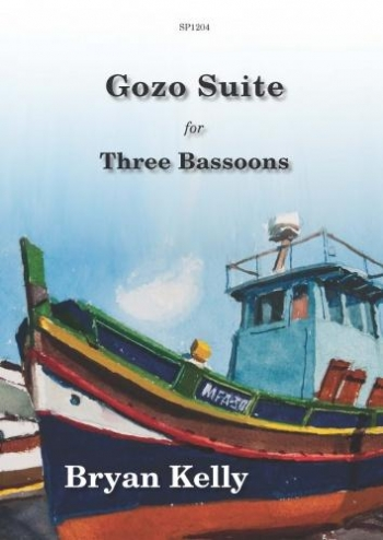 Gozo Suite: Three Bassoons