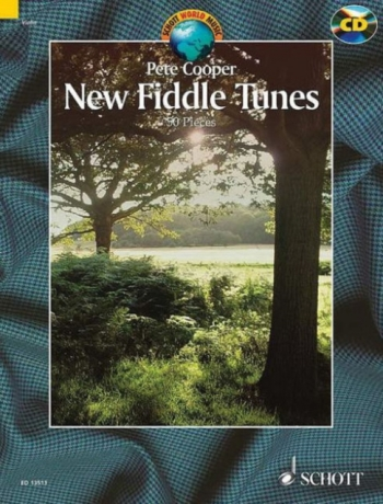 New Fiddle Tunes: Violin: Book & Cd (Cooper)