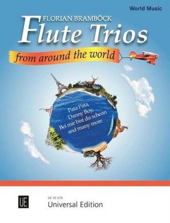 Flute Trios: From Around The World: 3 Flutes