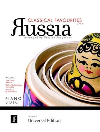 Classical Favourites Russia: Piano