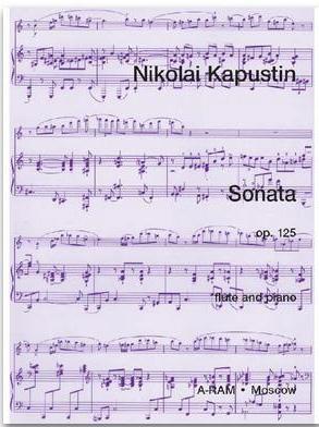 Sonata Op. 125: Flute & Piano