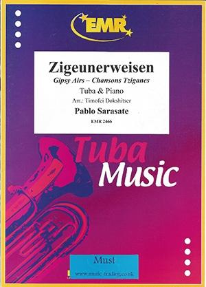 Gipsy Airs; Tuba & Piano