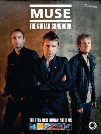Muse The Guitar Songbook: Guitar Tab