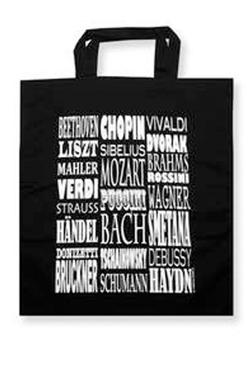 Totebag Composers Black