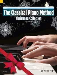 The Classical Piano Method: Christmas Collection