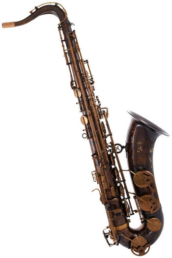 Keilwerth MKX Tenor Saxophone In Antique Finish