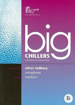 Big Chillers: Alto Sax: Medium: Alto Sax & Piano (ledbury)