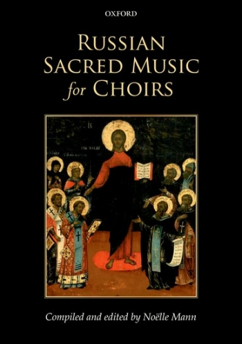 Russian Sacred Music For Choirs: Vocal SATB