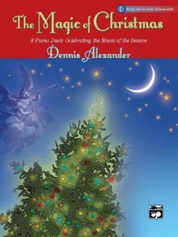 The Magic Of Christmas: Book 1 Piano