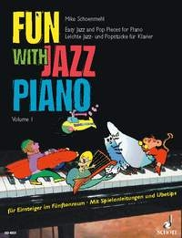 Fun With Jazz Piano (Schoenmehl)