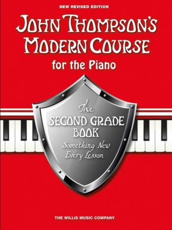 Modern Course For The Piano: Second Grade: New Revised Edition: Tutor  (Book Only)