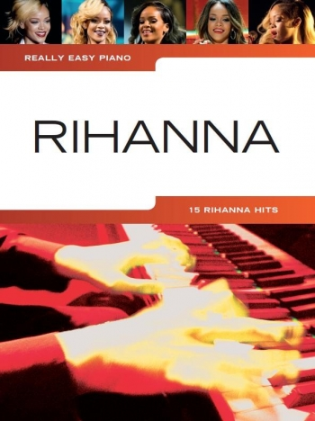Really Easy Piano: Rihanna: Piano