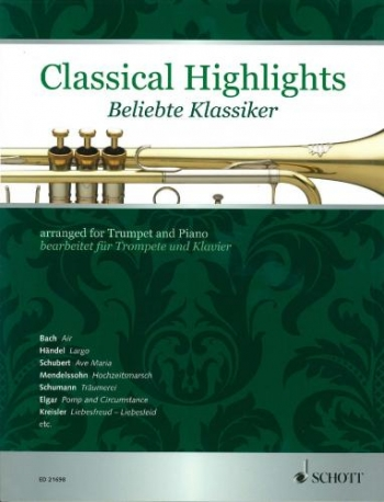 Classical Highlights Arr For Trumpet & Piano