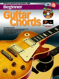 Progressive Beginner Guitar Chords: Book & Cd & Dvd (Turner)