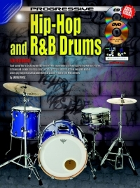Progressive  Hip-Hop And R&B Drums: Book & DVD & Cd (Payne)