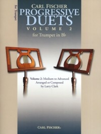 Progressive Duets: Vol. 2: Trumpet