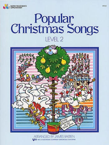 Bastien Popular Christmas Songs: Level 2