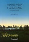 Shadow Lands Veni Sancte Spiritus & Sacris Solemnis: Vocal SATB & Organ Latin