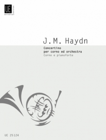 Concertino In D Major: French Horn & Piano