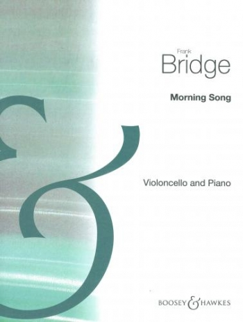 Morning Song: Cello & Piano  (B&H )