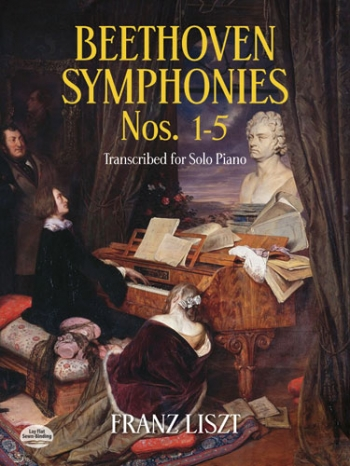 Symphonies Nos. 1-5 Transcribed For Solo Piano (Dover)