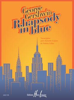 Rhapsody In Blue: Clarinet & Piano  (Cellier)