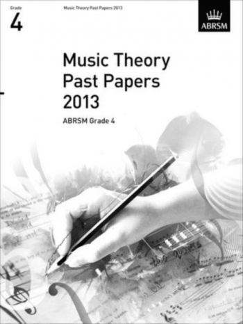 ABRSM Music Theory Past Papers 2013, Grade 4