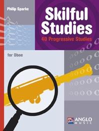 Skilful Studies: 40 Progressive Studies: Oboe (Sparke)