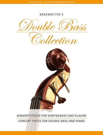 Sassmannshaus: Double Bass Collection: Concert Pieces: Double Bass & Piano