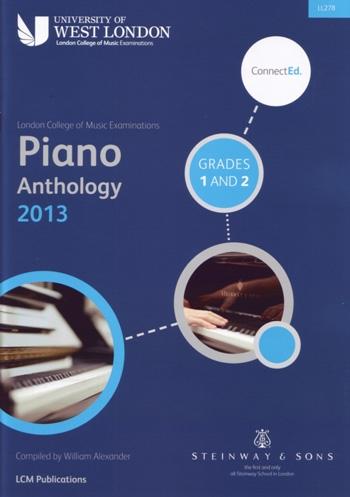 Lcm Piano Anthology: Book 1 Grade 1-2: Piano (LL278 - LCM)