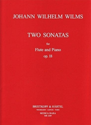 Two Sonatas: Op. 18: Flute And Piano