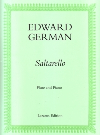 Saltarello For Flute & Piano
