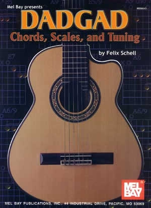 Dadgad Chords Scales And Tuning: Guitar