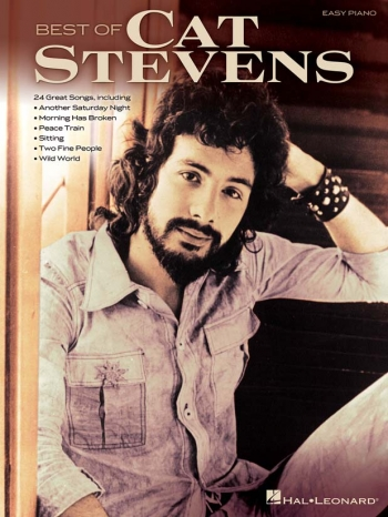 Best Of Cat Stevens: Easy Piano
