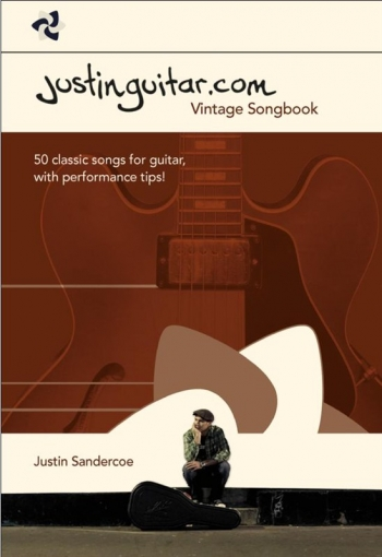 Justinguitar.com Vintage Songbook (Justin Sandercore)