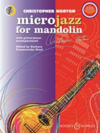 Microjazz For Mandolin (C Norton)