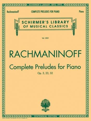 Compete Preludes: Piano