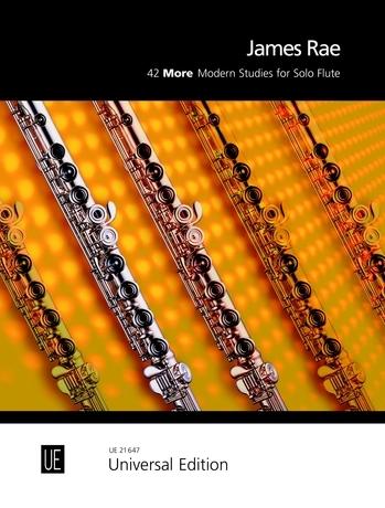 42 More Modern Studies: Flute (rae)