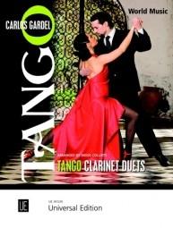 Tango Clarinet Duets: 2 Clarinets