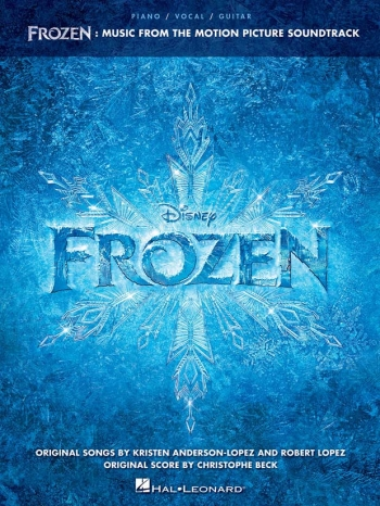 Frozen: Music From The Motion Picture Soundtrack Piano Vocal Guitar