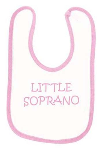 Bib Little Soprano